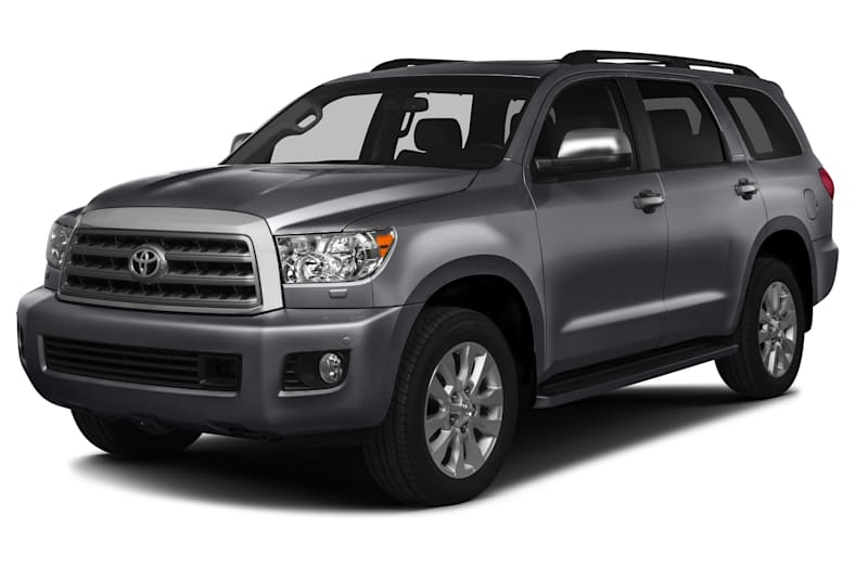 Unique toyota Sequoia Platinum 2015