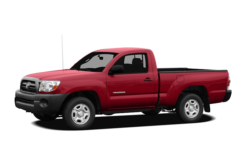 2011 Toyota Tacoma Crash Test Ratings