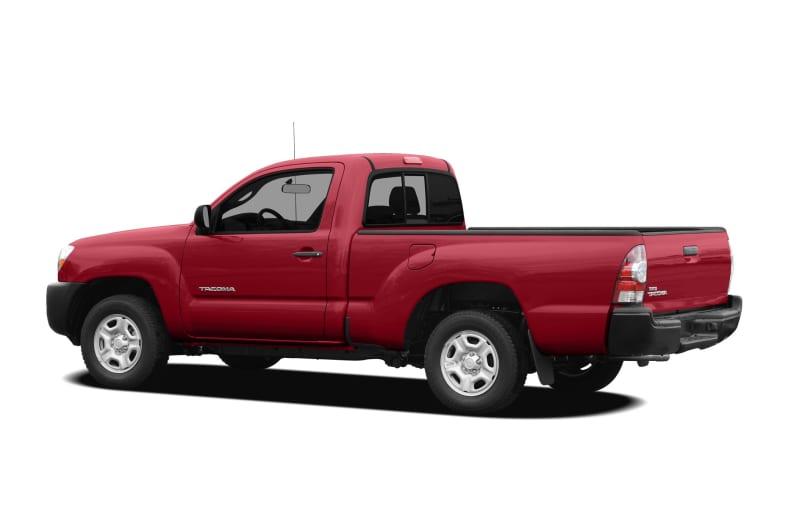 2011 Toyota Tacoma Exterior Photo