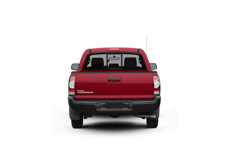 2011 Toyota Tacoma Safety Recalls