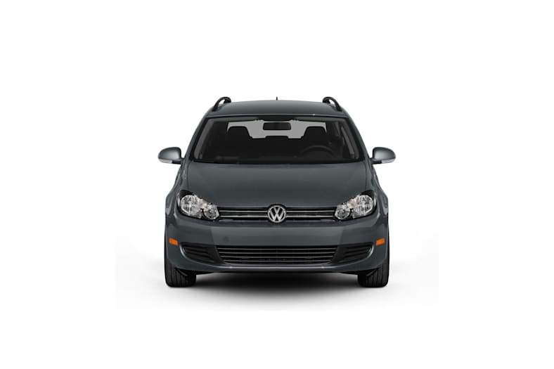2011 Volkswagen Jetta SportWagen Exterior Photo