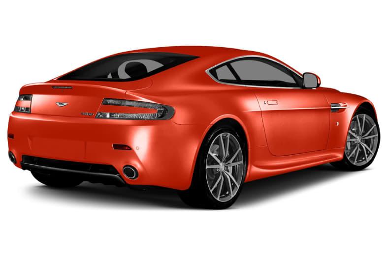 2014 Aston Martin V8 Vantage Exterior Photo