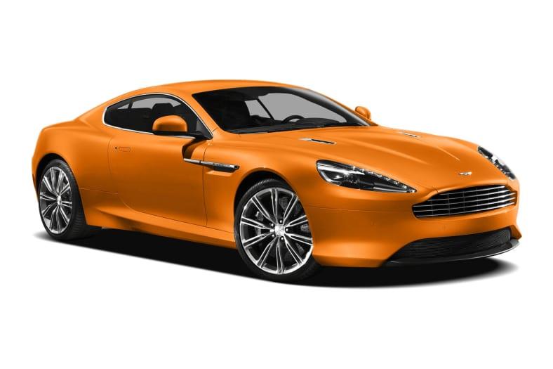 2012 Aston Martin Virage Exterior Photo