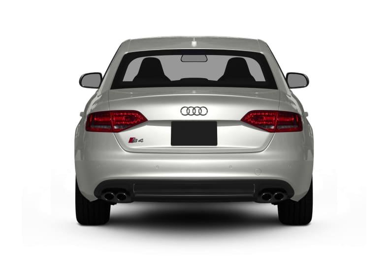2012 Audi S4 Exterior Photo