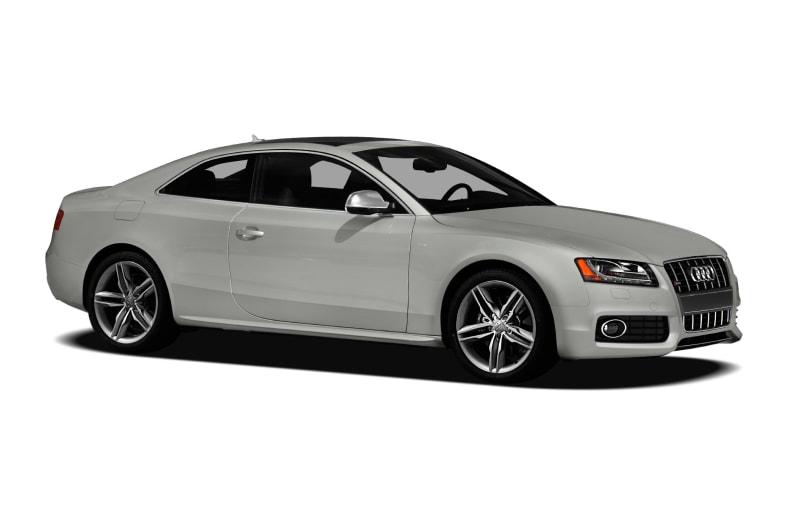 2012 Audi S5 Exterior Photo
