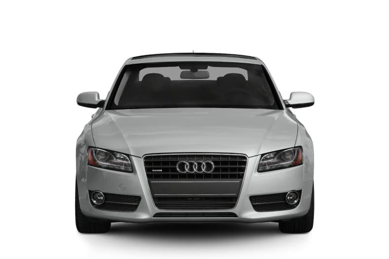 2012 Audi A5 Exterior Photo