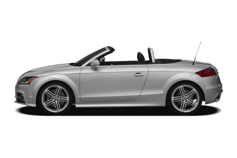 2012 Audi TTS Exterior Photo