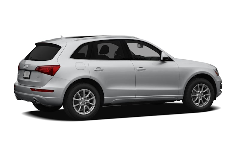 2012 Audi Q5 3.2 Premium Plus 4dr All-wheel Drive quattro Sport Utility Pictures