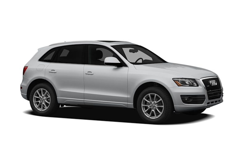 2012 Audi Q5 3.2 Premium Plus 4dr All-wheel Drive quattro Sport Utility Pictures