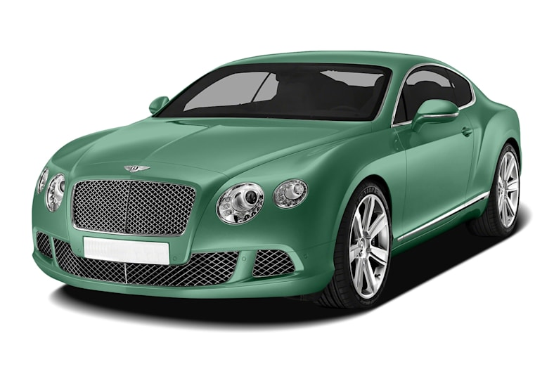 2012 Continental GT