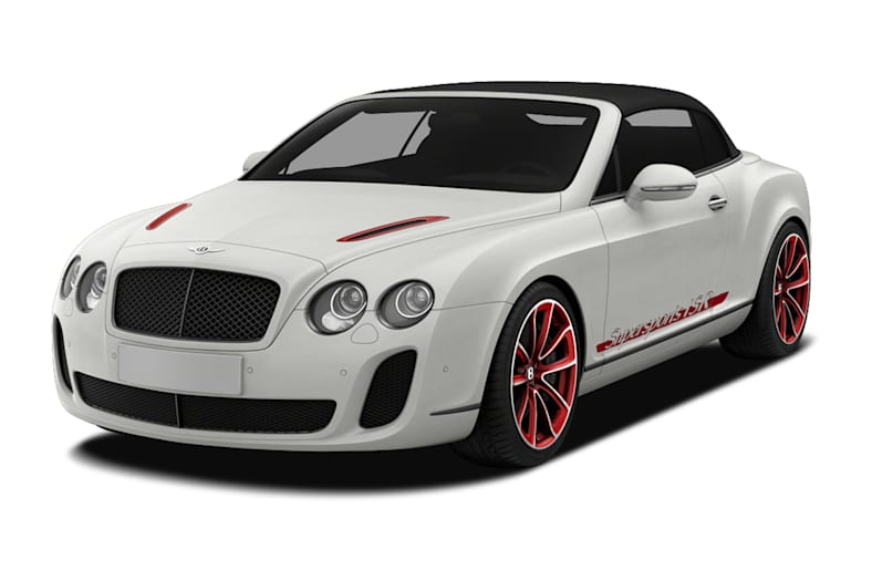 2012 Continental Supersports