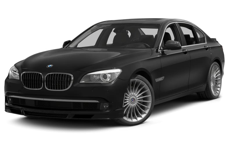 2012 BMW ALPINA B7 Exterior Photo