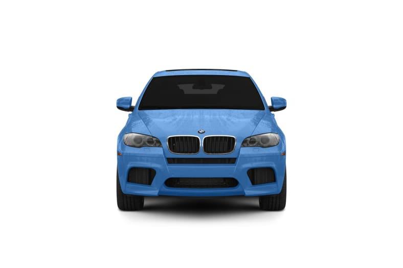 2012 BMW X6 M Exterior Photo