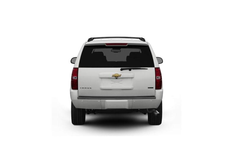 2012 Chevrolet Tahoe Exterior Photo