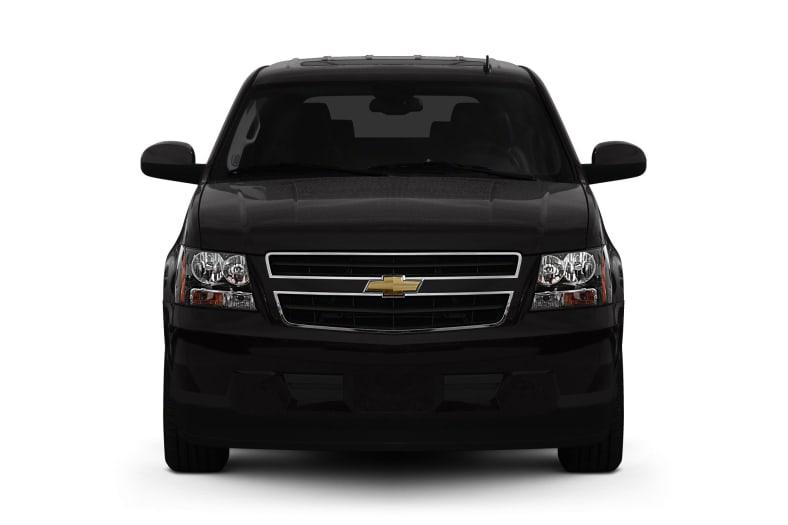 2012 Chevrolet Tahoe Hybrid Exterior Photo