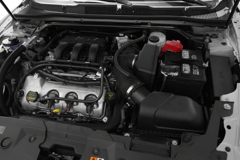 2012 Ford Taurus Exterior Photo