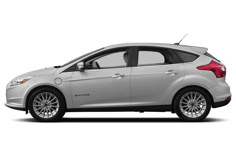 2012 Ford Focus Electric Exterior Photo