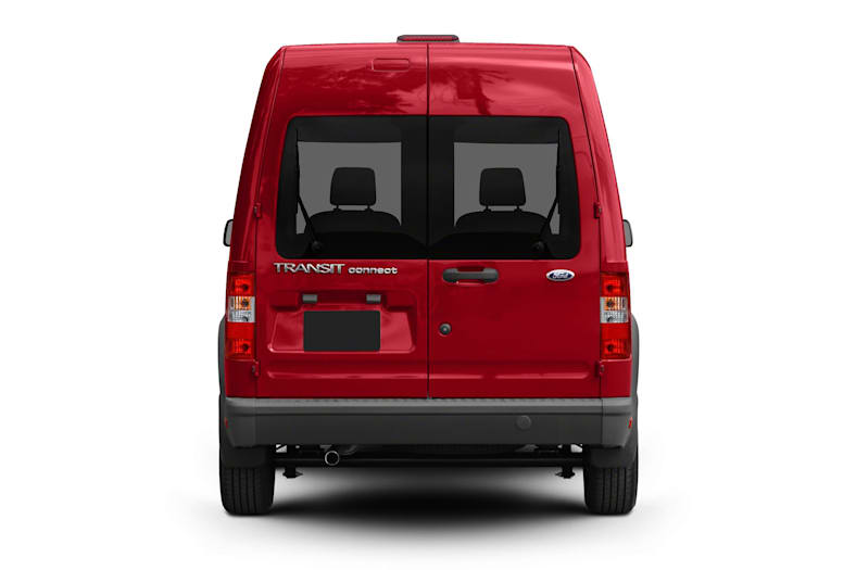 2012 Ford Transit Connect Exterior Photo