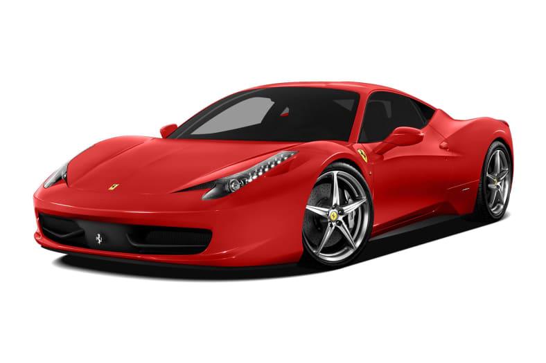 2012 458 Italia
