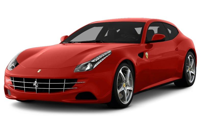 2015 Ferrari Ff Information