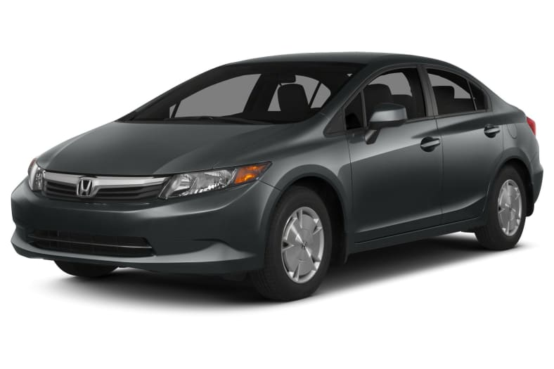 2012 Civic Hybrid