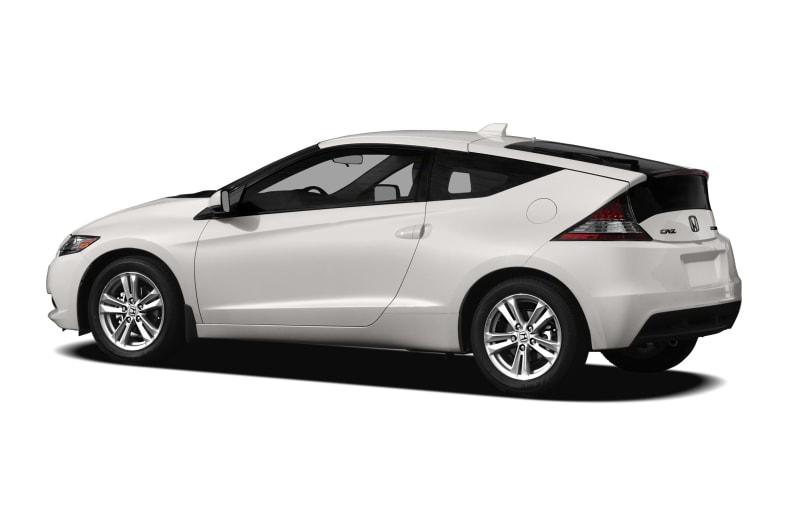2012 Honda CR-Z Exterior Photo