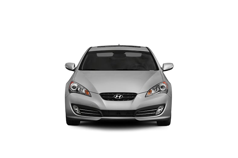 2012 Hyundai Genesis Coupe 3 8 Grand Touring W Brown Leather 2dr Rear Wheel Drive Pictures