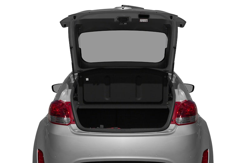 2012 Hyundai Veloster Exterior Photo