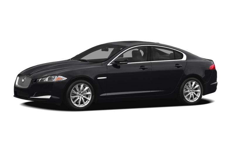 2012 Jaguar XF Picture...