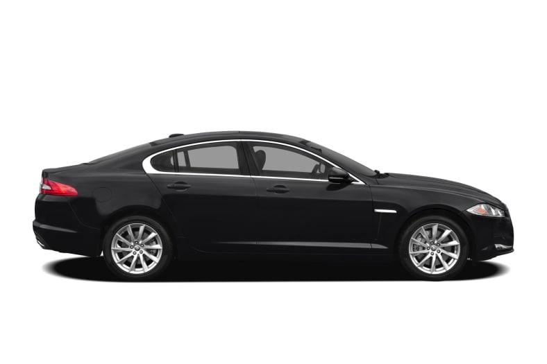 2012 Jaguar XF Exterior Photo