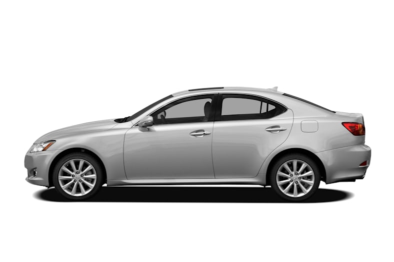 2012 Lexus IS 250 Exterior Photo