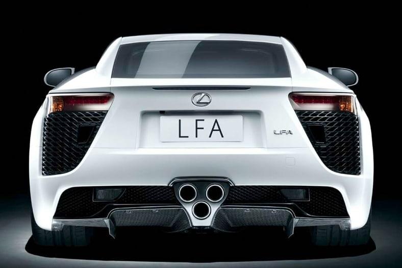 2012 Lexus LFA Exterior Photo
