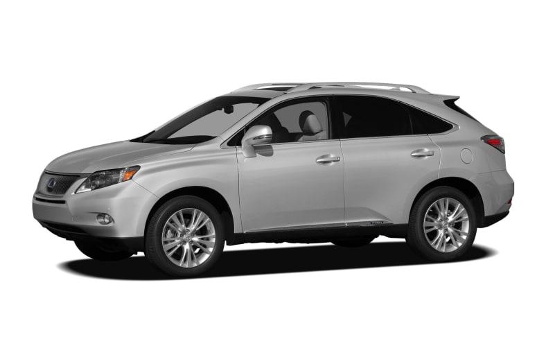 2012 RX 450h