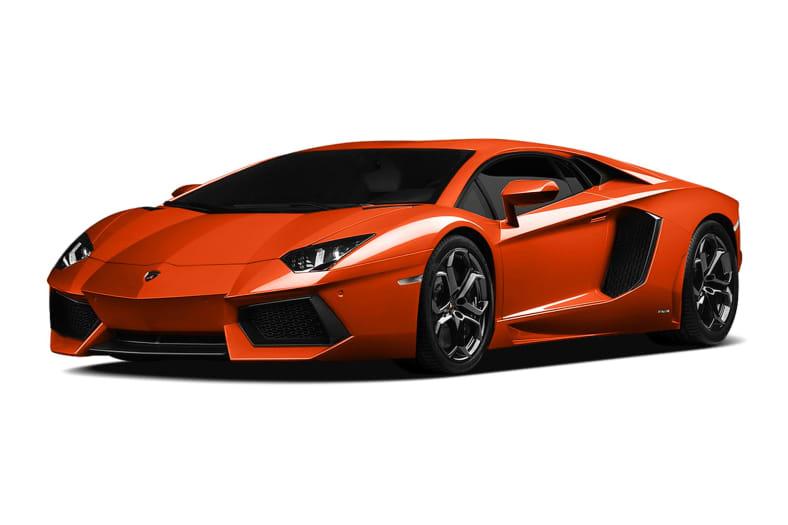 2012 Lamborghini Aventador Pictures