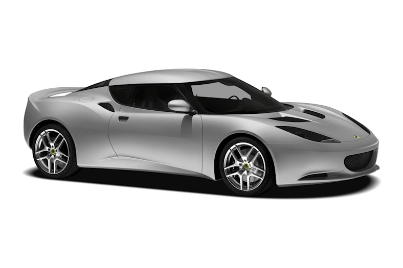 2012 Lotus Evora Exterior Photo