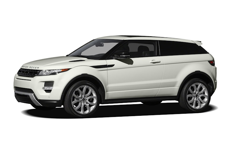 2012 land rover range rover evoque information. Black Bedroom Furniture Sets. Home Design Ideas