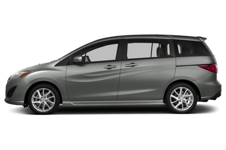 2012 Mazda Mazda5 Exterior Photo