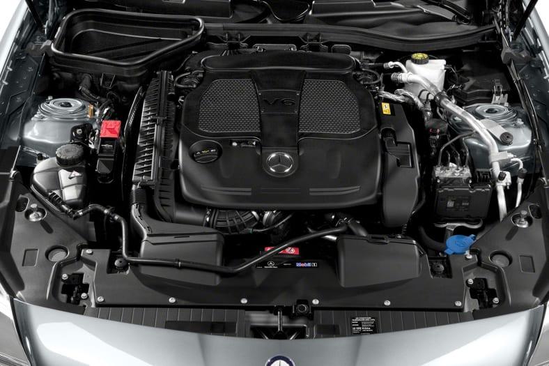 2015 Mercedes-Benz SLK-Class Exterior Photo