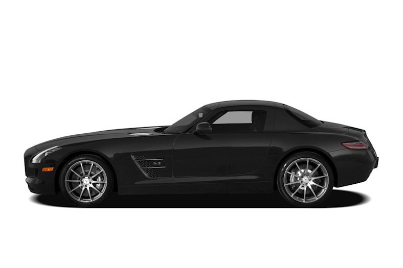 2012 Mercedes-Benz SLS AMG Exterior Photo