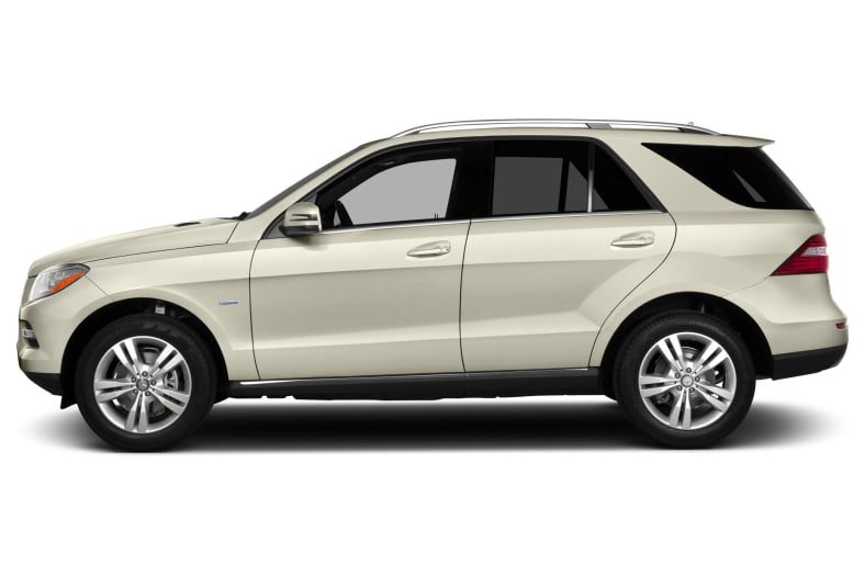 2015 Mercedes-Benz M-Class Exterior Photo
