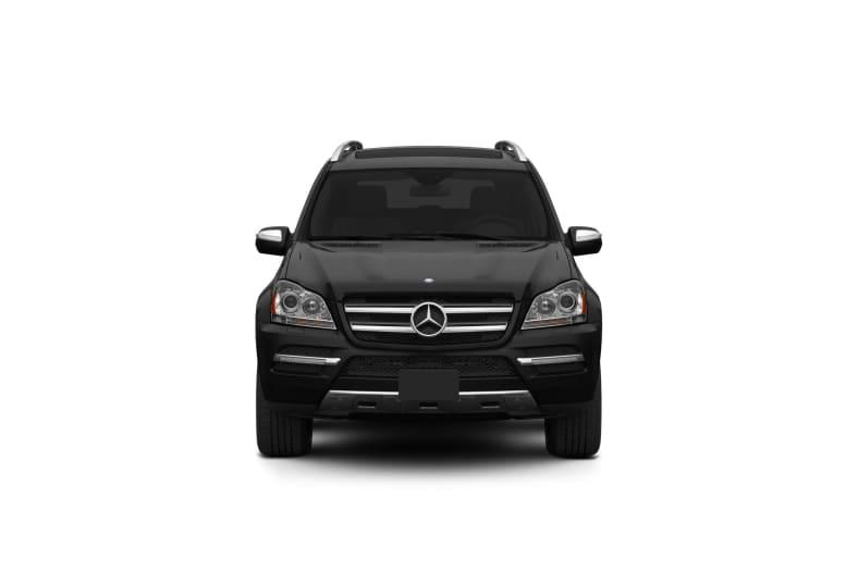 2012 Mercedes-Benz GL-Class Exterior Photo