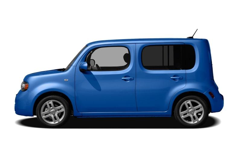2012 Nissan Cube Exterior Photo