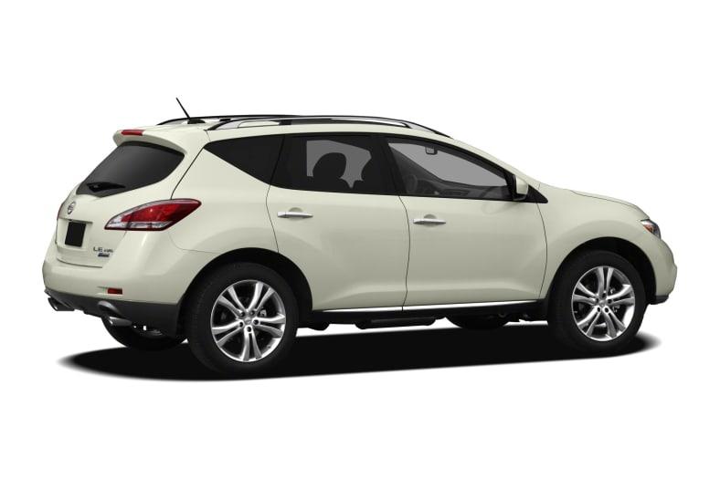 2012 Nissan Murano Information