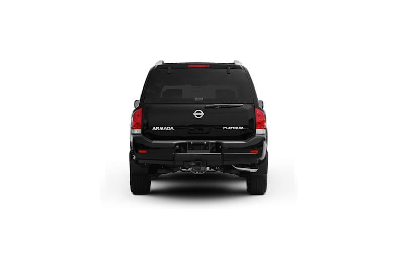 2012 Nissan Armada Exterior Photo