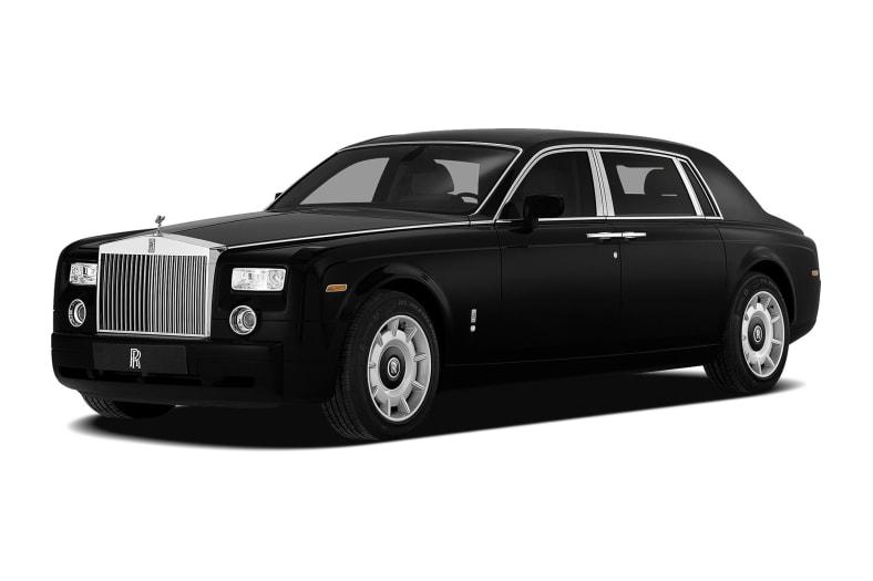 2012 Rolls-Royce Phantom Exterior Photo