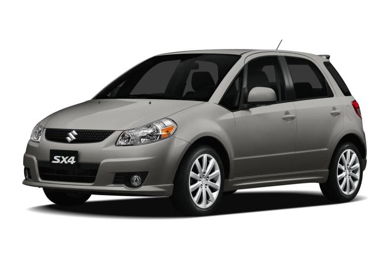 Suzuki Sx Sportback Reviews