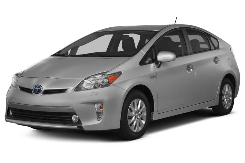 2012 Prius Plug-in