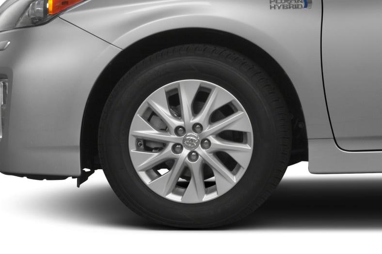 2012 Toyota Prius Plug-in Exterior Photo