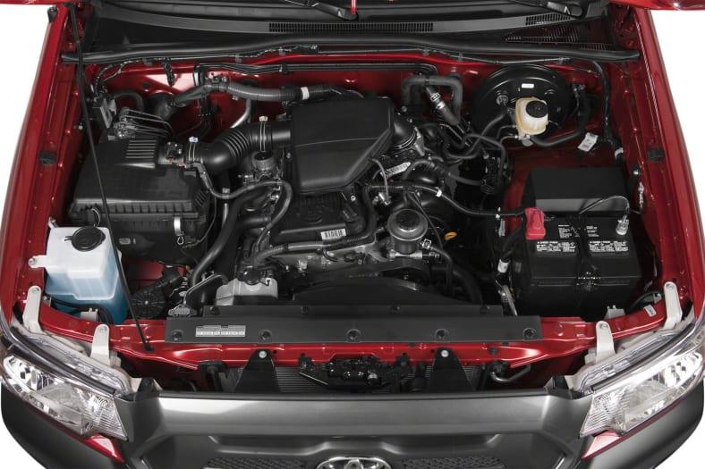 2012 Toyota Tacoma Exterior Photo