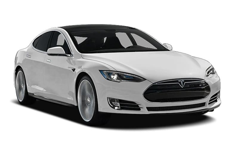 2012 Tesla Model S Exterior Photo